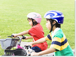 子供 自転車 乗り 方