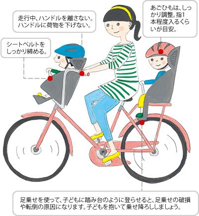 でチェック!子ども乗せ自転車 ...